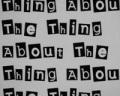 TheThingAbout